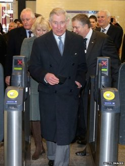 prince charles oystercard