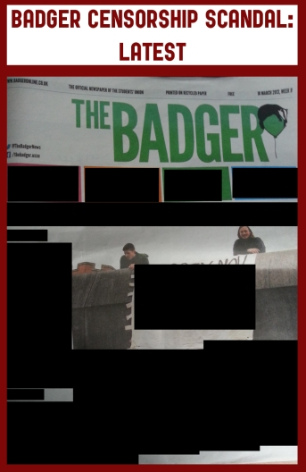 badger censored
