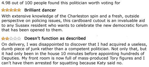 katy bourne amazon reviews