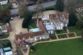 Iain Duncan-Smith's humble abode