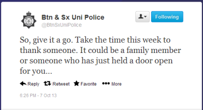 sussex police twitter