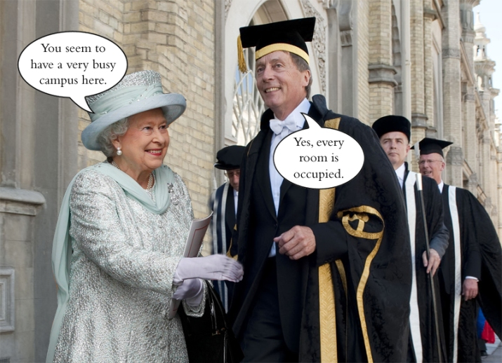 queen farthing copy