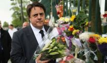 Even flowers wilt when Nick Griffin walks past