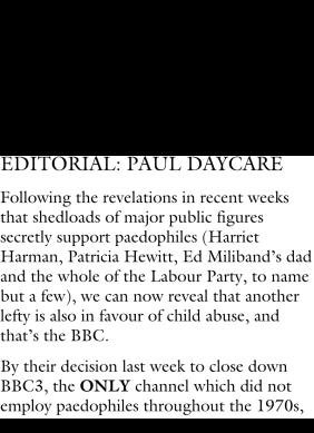 bbc-supports-paedophiles