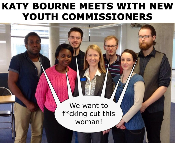 katy bourne sussex youth police commission