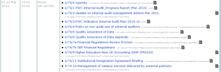 sussex university fraud - audit committee transparency