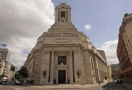 Royal Objects Go On Display At The Freemasons Hall