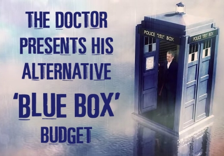 doctor who budget