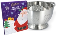 Sieve the liquid out of all those unwanted Christmas gifts with our exclusive Advent Colander