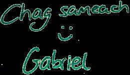 chag-sameach-gabriel