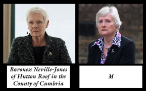 baroness neville jones judy dench