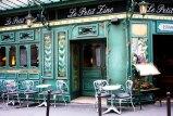 We're also at risk of a Paris-style café