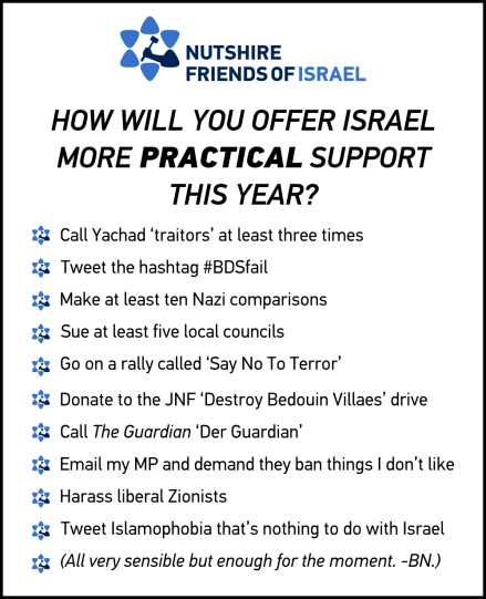 north-west-friends-of-israel-nwfoi-parody