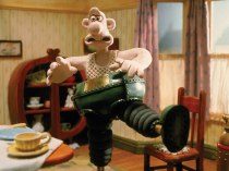 Wallace & Gromit in 'The Wrong Job'