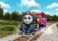 thomas the tank engine ashima
