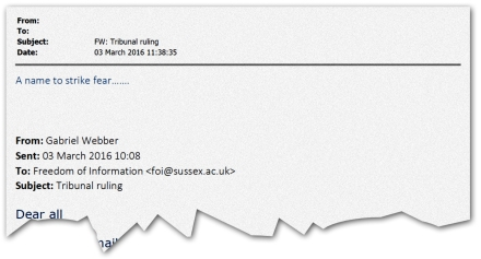 sussex foi - a name to strike fear fragment anon