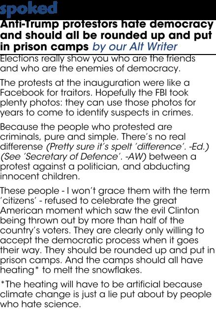 trump-protests